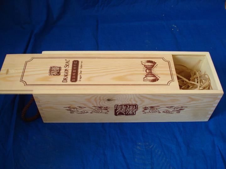 木制酒盒供应\木制酒盒价格-曹县联合工艺品厂