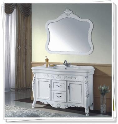 拓陶卫浴欧式浴室柜组合橡木洗脸盆卫浴柜落地柜卫生间洗手盆