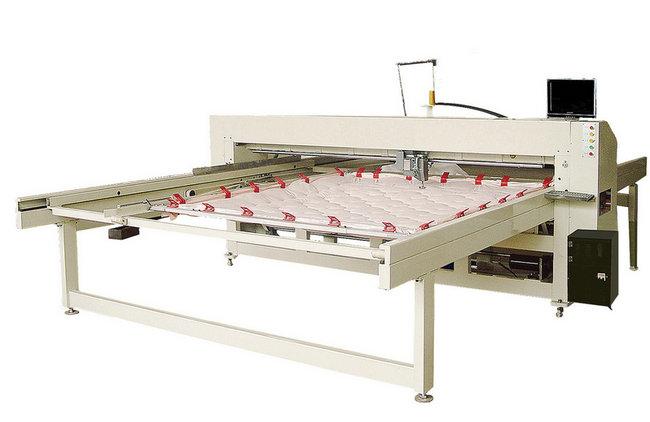 棉被加工机械,迷你型电脑绗缝机【全国最好的绗缝机】价格