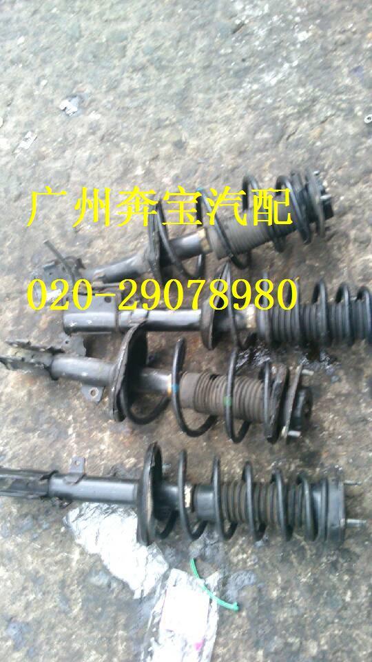 宝马S300 S350打气泵,减震器,下摆臂拆车件