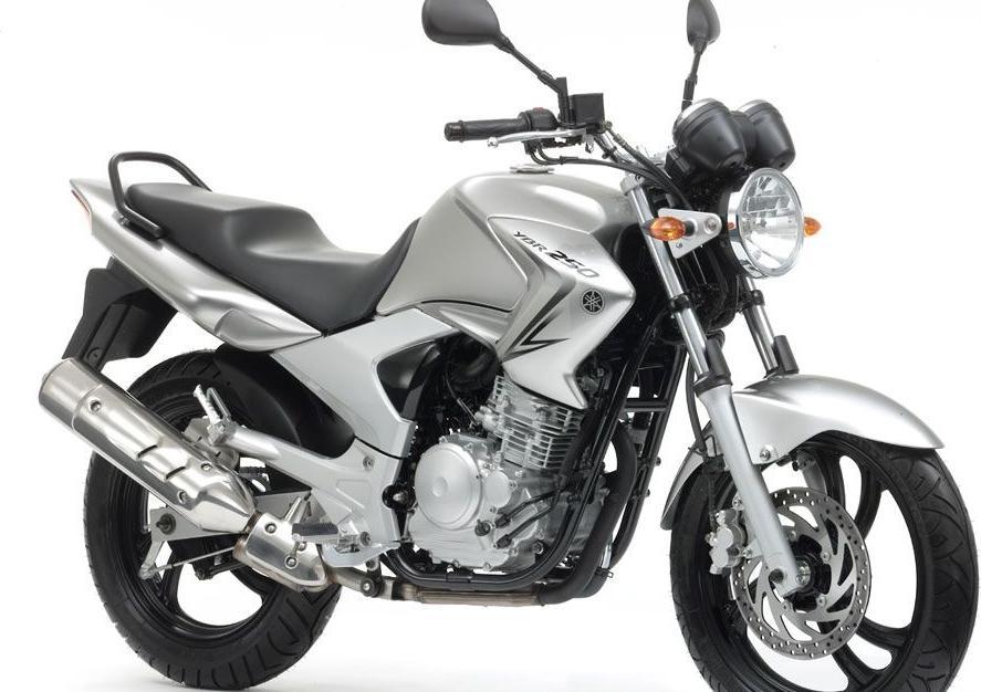 广州商家雅马哈 YBR250摩托车报价
