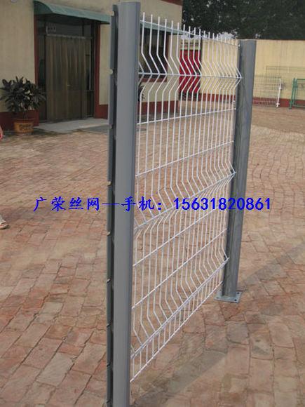铁丝网围栏、镀锌铁丝网围栏、绿色铁丝网围栏
