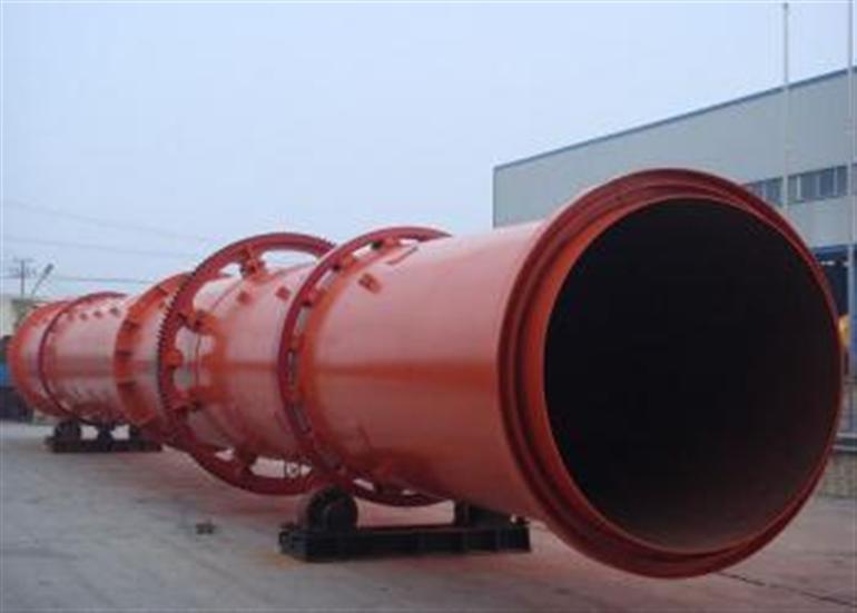 新疆脱硫石膏烘干机工作原理及结构构成