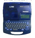 佳能普及型线号印字机     采用新的碳带技术