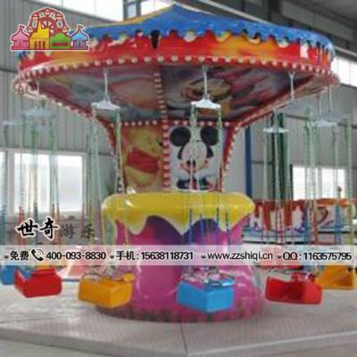 狂欢飞船娱乐设施怎么样