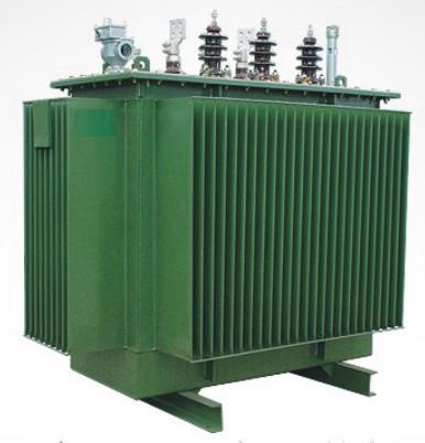 三迪S9-M10KV三相油浸式全密封电力变压器