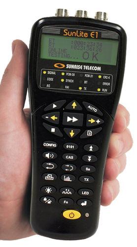 美国胜利SunLite E1 2M误码分析仪