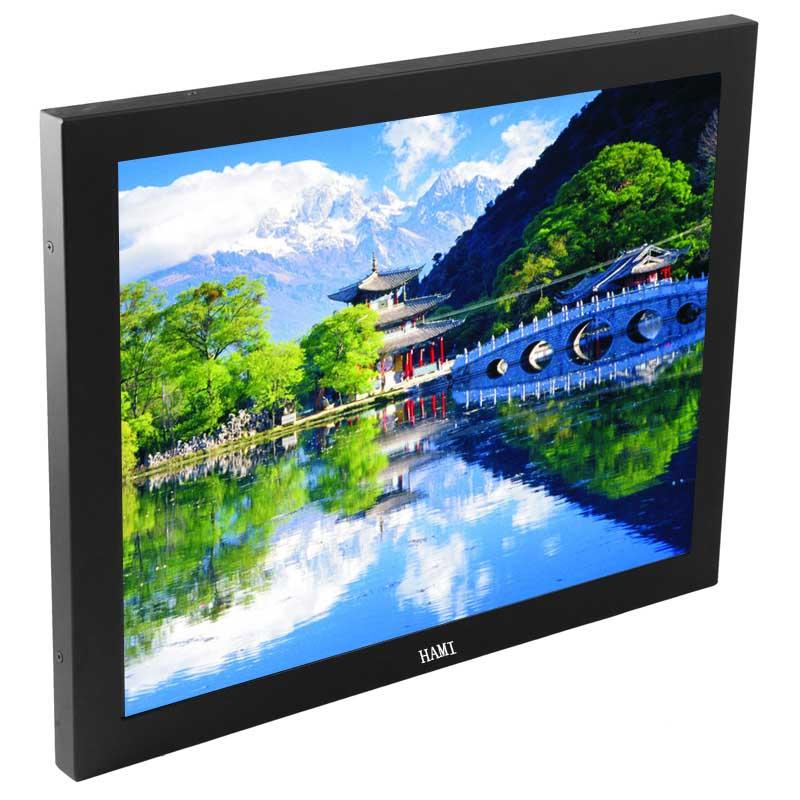 26寸液晶显示器带SDI/DVI/HDMI/BNC/AV/VGA