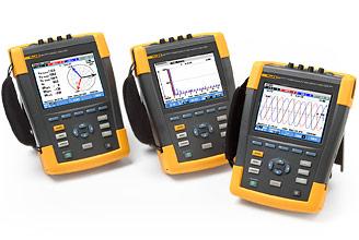 Fluke 435 II 系列电能质量和能量分析仪
