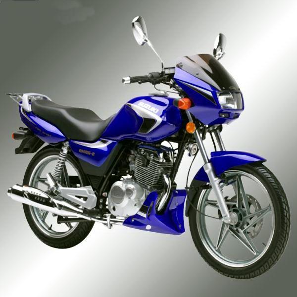 豪爵铃木EN125-A摩托车报价