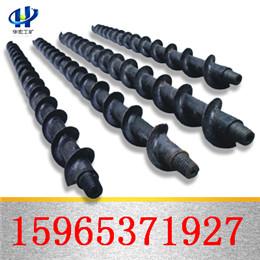 型号42麻花探水钻杆 50圆管探水钻杆厂家华宏价格便宜