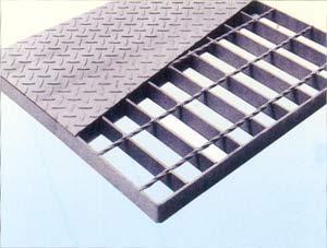 钢格板 复合钢格板 河北地区复合钢格板