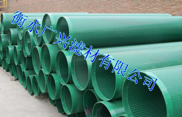 碳钢滤水管,镀锌滤水管 缠丝滤水管
