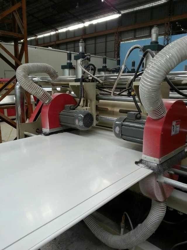 中空塑料建筑模板生产线设备