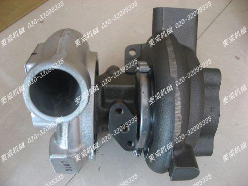 三菱6D34涡轮增压器,菱成机械