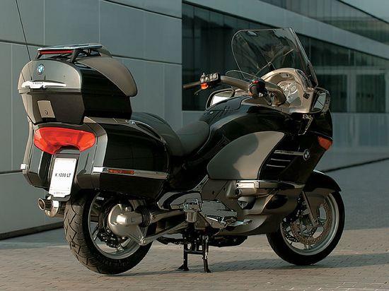 宝马K1200LT摩托车跑车