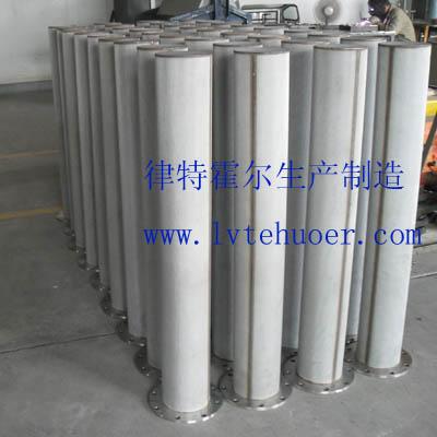 不锈钢高温滤筒/耐高温除尘滤筒