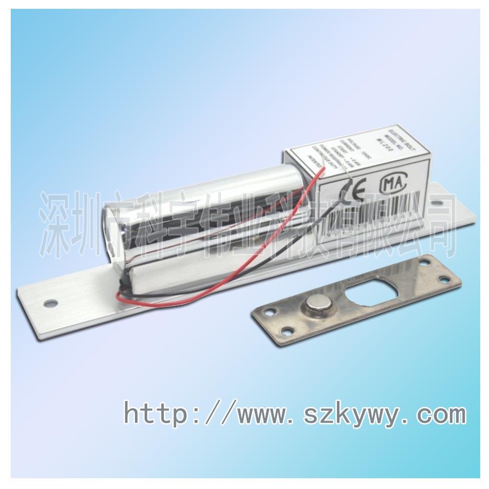 二线低温延时电插锁