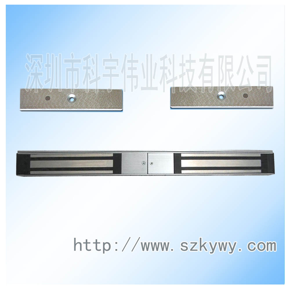 双门磁力锁