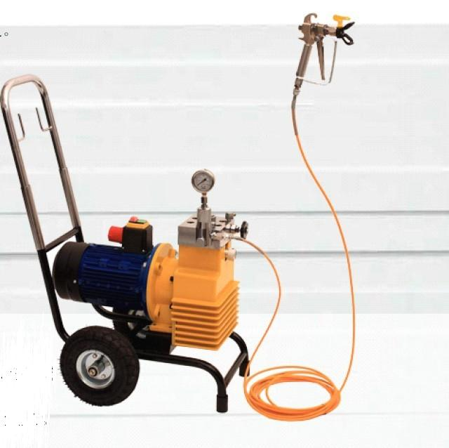 电动无气喷涂机 国产功率最大可喷含杂质涂料乳胶漆