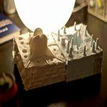 仿砂岩镜框家居摆件工艺品模具硅胶,香皂蜡烛工艺品专用模具硅胶