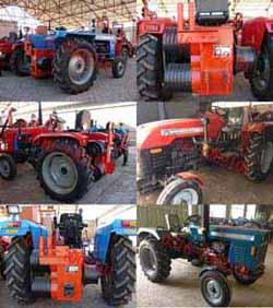 拖拉机机动绞磨施工 电力施工机具 拖拉机绞磨