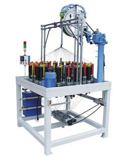 东莞冠博编织机设备制造厂,编织机软管加工