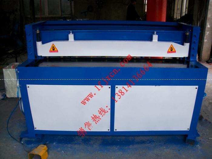 南京电动剪板机价格 电动剪板机型号 生产订做各类剪板机