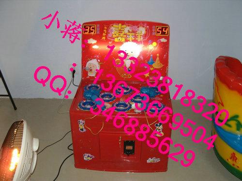 打地鼠 叮当锤 电子游艺 儿童游乐设备 抓娃娃机