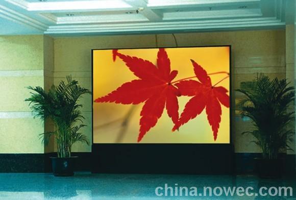 济宁嘉祥室内室外户外全彩双色LED单元板显示屏