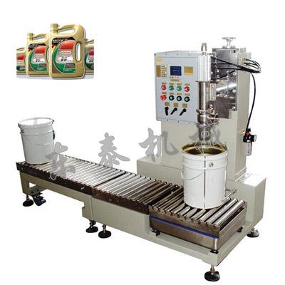 防冻液灌装机|冷冻机油灌装机|润滑油灌装机