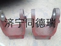 pc240-8小松大臂前叉 马拉头 小松挖机配件