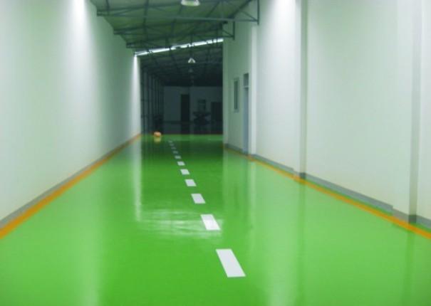 南宁环氧树脂地坪漆红昌科技讲述其特点与施工程序