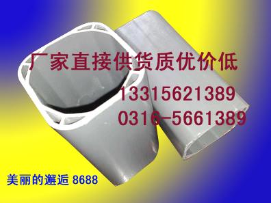 格栅管 通信PVC格栅管