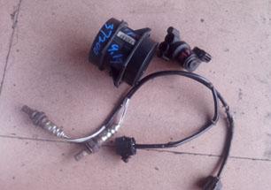 嘉华2.5空气流量计 氧传感器 怠速马达 高压包 原装拆车件