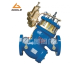YQ980012型过滤活塞式可调减压流量控制阀