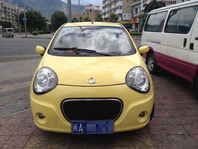 全球鹰熊猫自动挡女士一手车转让
