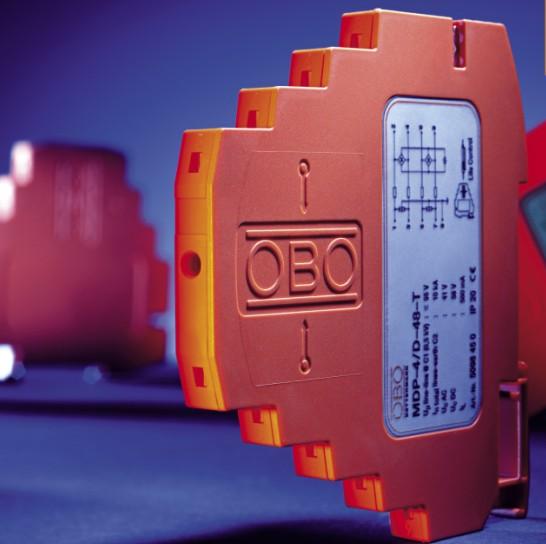 OBO RJ45S-E100/4-F网络信号保护器