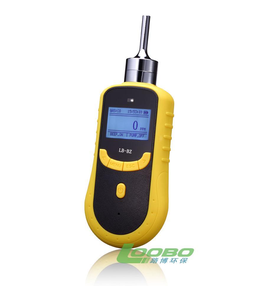 热销路博LB-BZ泵吸氮氧化物(NOX)气体检测仪