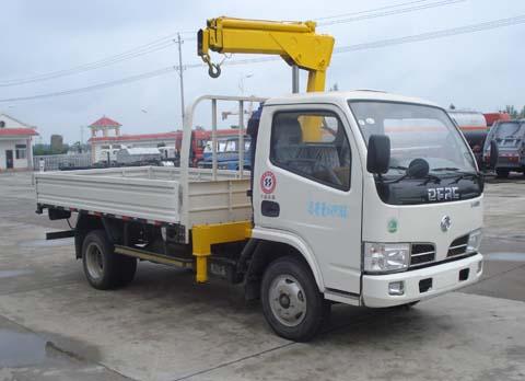 东风福瑞卡6吨 随车起重运输车