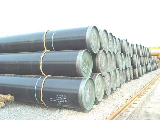 ,双层聚乙烯(2PE)防腐钢管