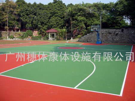 做羽毛球场/硅PU羽毛球场/篮球场建设/网球场建设公司