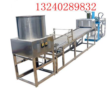 华研全自动豆皮机 生产线自动干豆腐皮机 豆皮机厂家