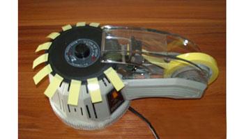 自动胶纸切割机ZCUT-2,圆盘胶纸机,自动胶带机