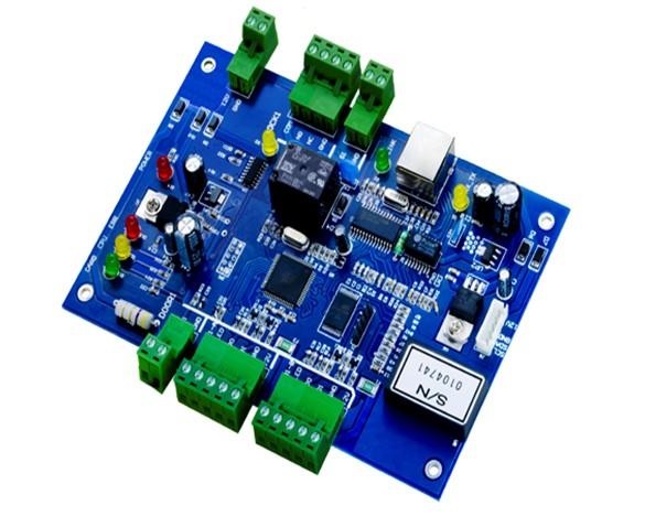 JLD201B-N   工业级单门双向门禁控制器