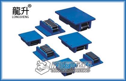 LHRB-2欧式宽板滑动轮 大型设备搬运工具 厂家直销
