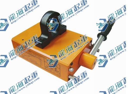 龙升薄板永磁起重器 吸吊薄型钢板 龙海现货供应