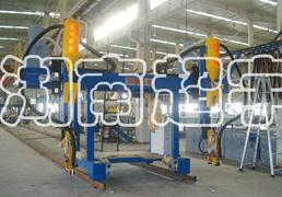 自动化钢结构生产线设备