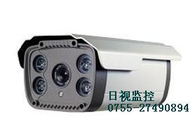 点阵白光灯摄像机,30米高清白光灯摄像机
