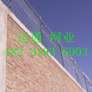 涂塑铁丝网镀锌铁丝刺绳(湖南、吉林)
